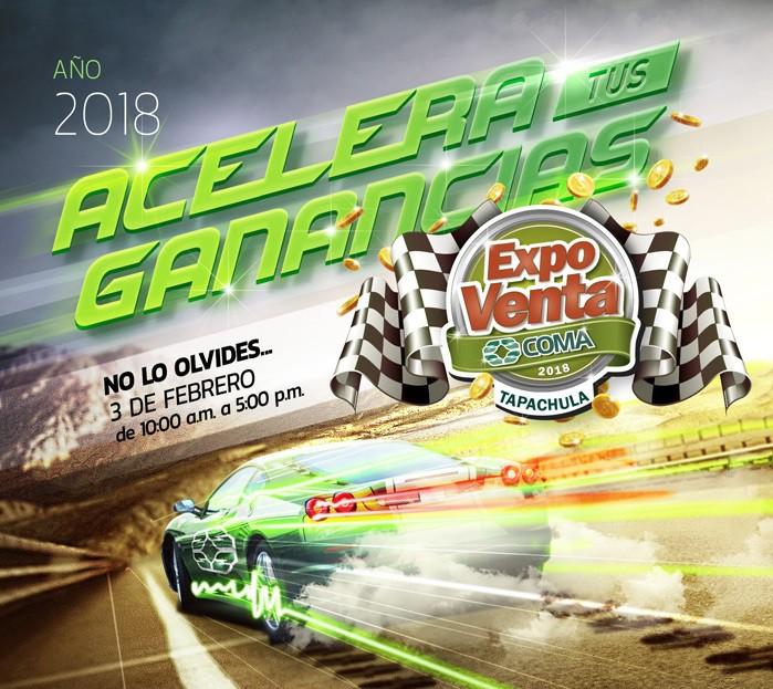 Acelera Tus Ganancias Expo Venta Tapachula 2018